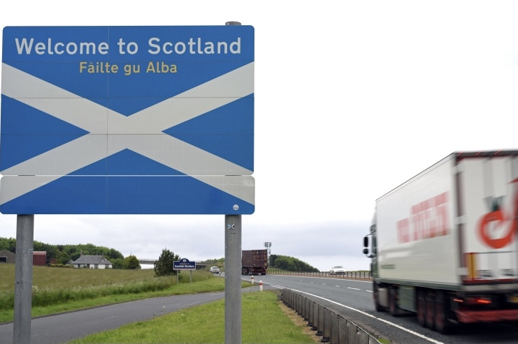 Scotland to close down tonight and holidays banned