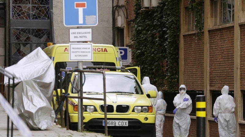 Spanish 'Bank Holiday' sees Coronavirus Spread Rocket In Spain