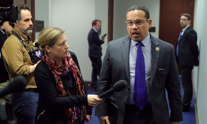 Trump could win Minnesota after 'summer of violence' warns Democratic state Attorney General Keith Ellison