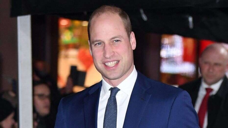 Prince William had COVID but played it down