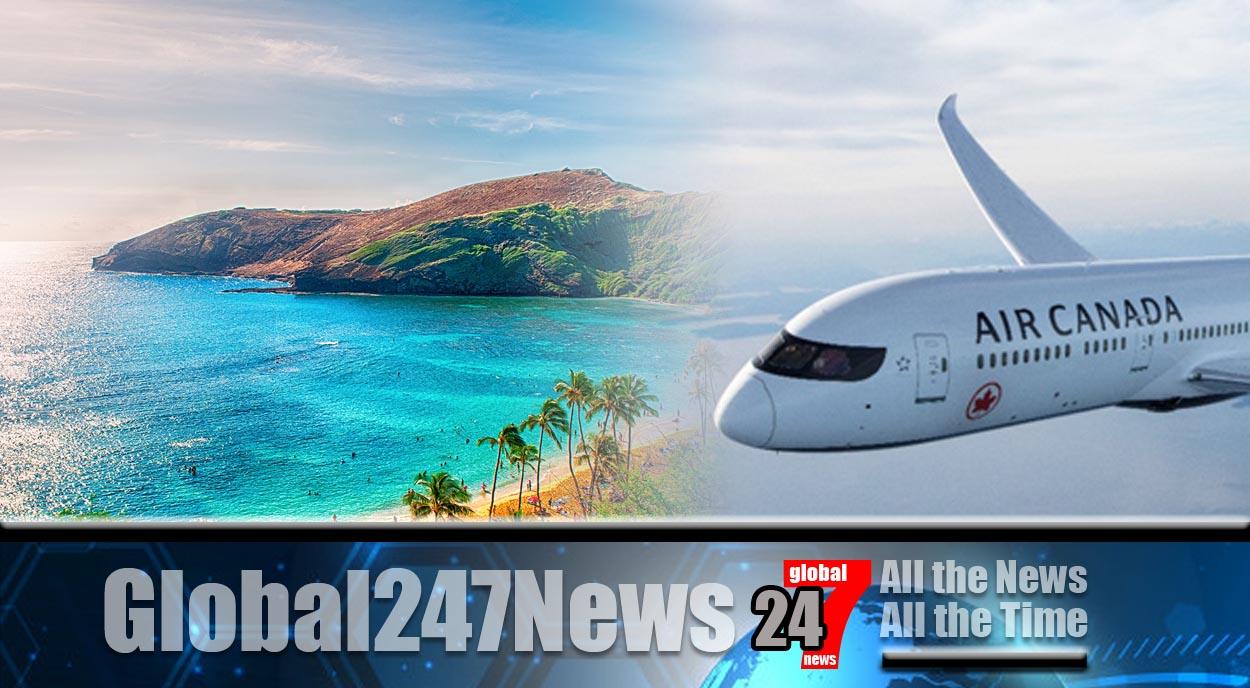 Flights to Hawaii from Air Canada: A spokesman for Air Canada, Timothy Liu, said from December 17th, four flights a week will be available. These flights will be available to Maui and Honolulu