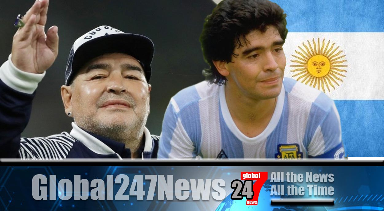 Clashes as Maradona coffin viewing cut short for early burial