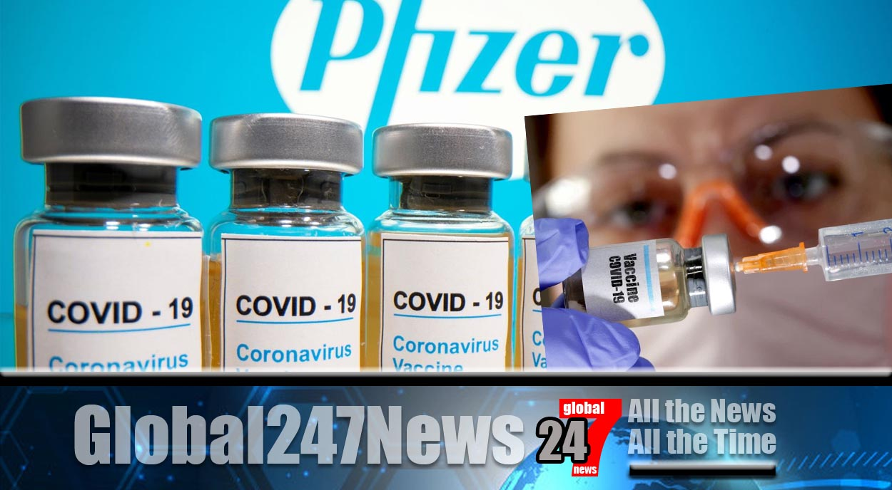 The Medicines and Healthcare Products Regulatory Agency (MHRA) could approve the use of Pfizer's vaccine. As early as the end of this week.