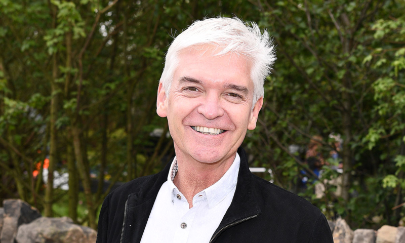 Philip Schofield speaks out about family life since admitting he was gay