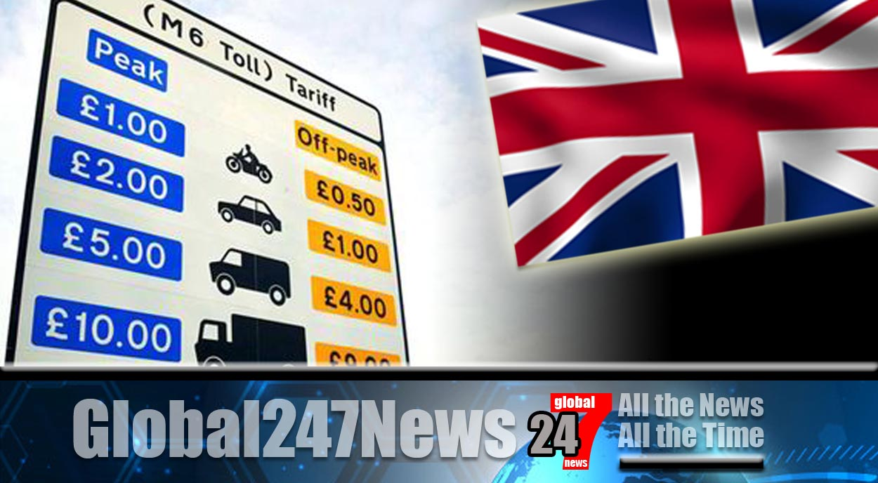Should you be charged for driving on Britain's roads?