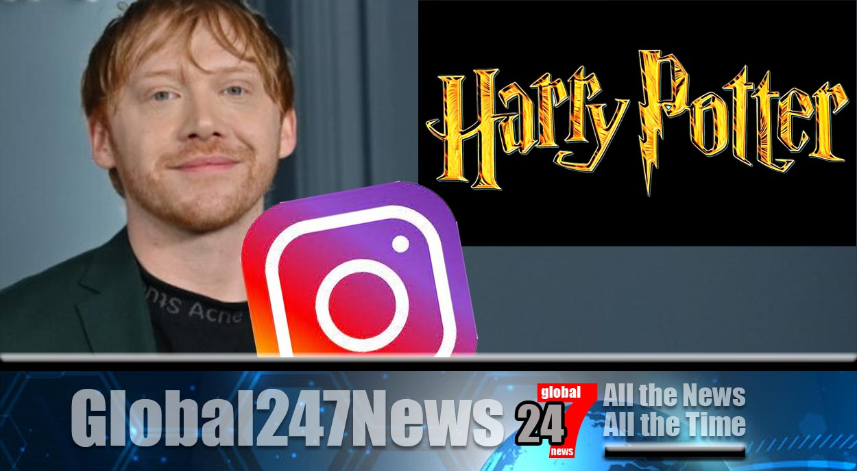 Rupert Grint, star of The Harry Potter films gained an amazing 1,000,000 followers. After just four hours and 1 minute of signing up to Instagram.