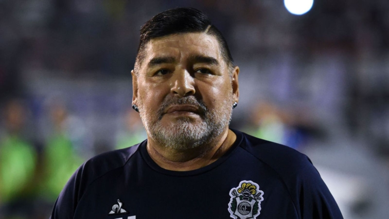 Maradona's surgery 'successful' after brain bleed