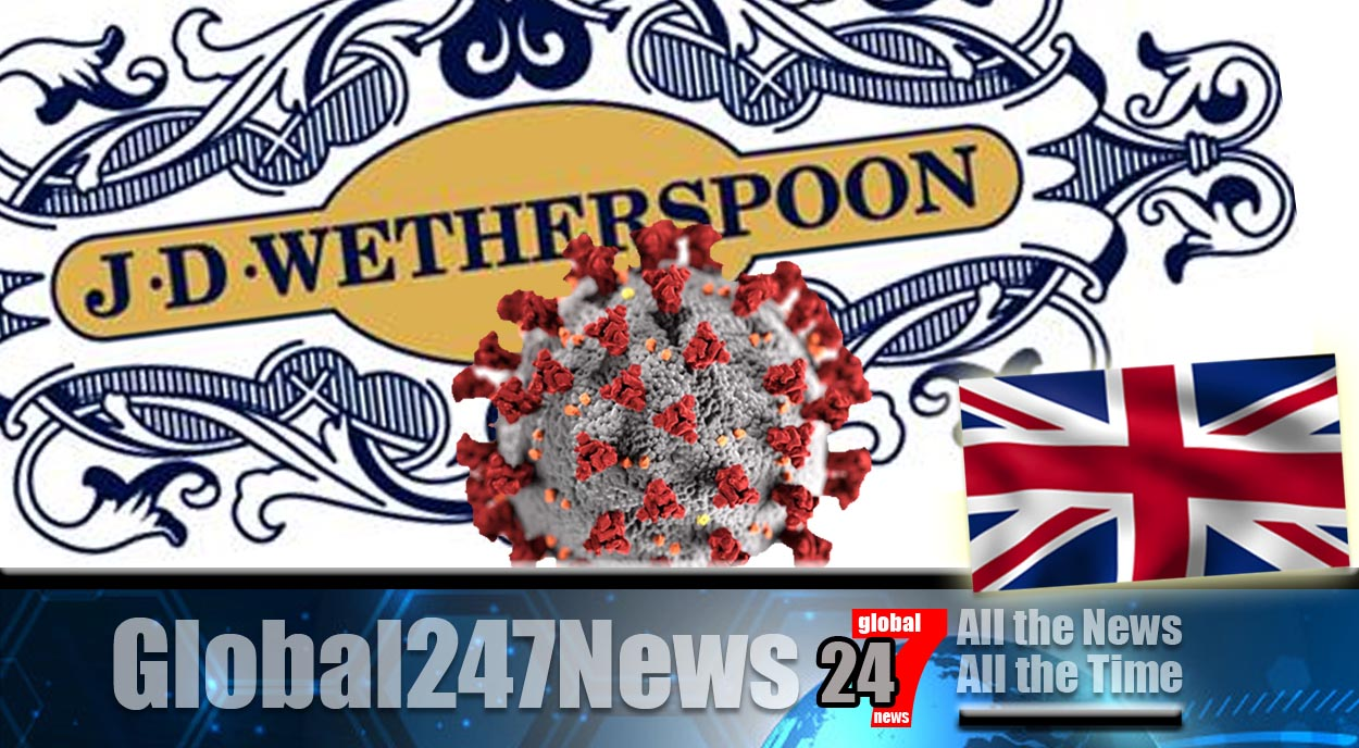 """Boss of Wetherspoon's says new tier system is a """"stealth"""" lockdown"""