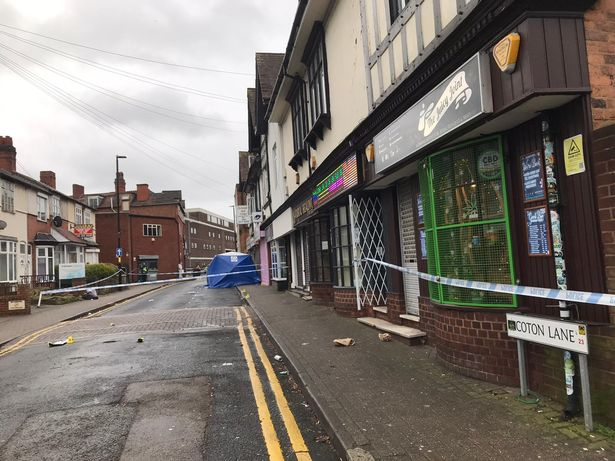 Boxing day MURDER in Birmingham as police appeal for information