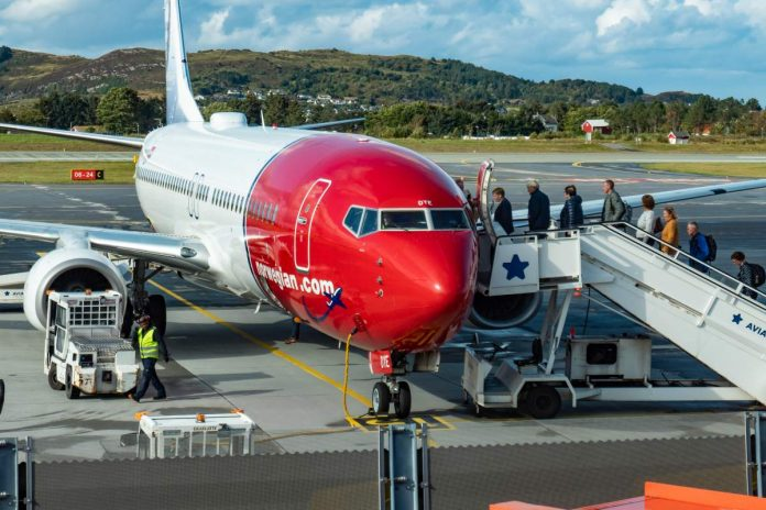 Norwegian Air in £340m Cash Plea while under Bankruptcy Protection in Ireland