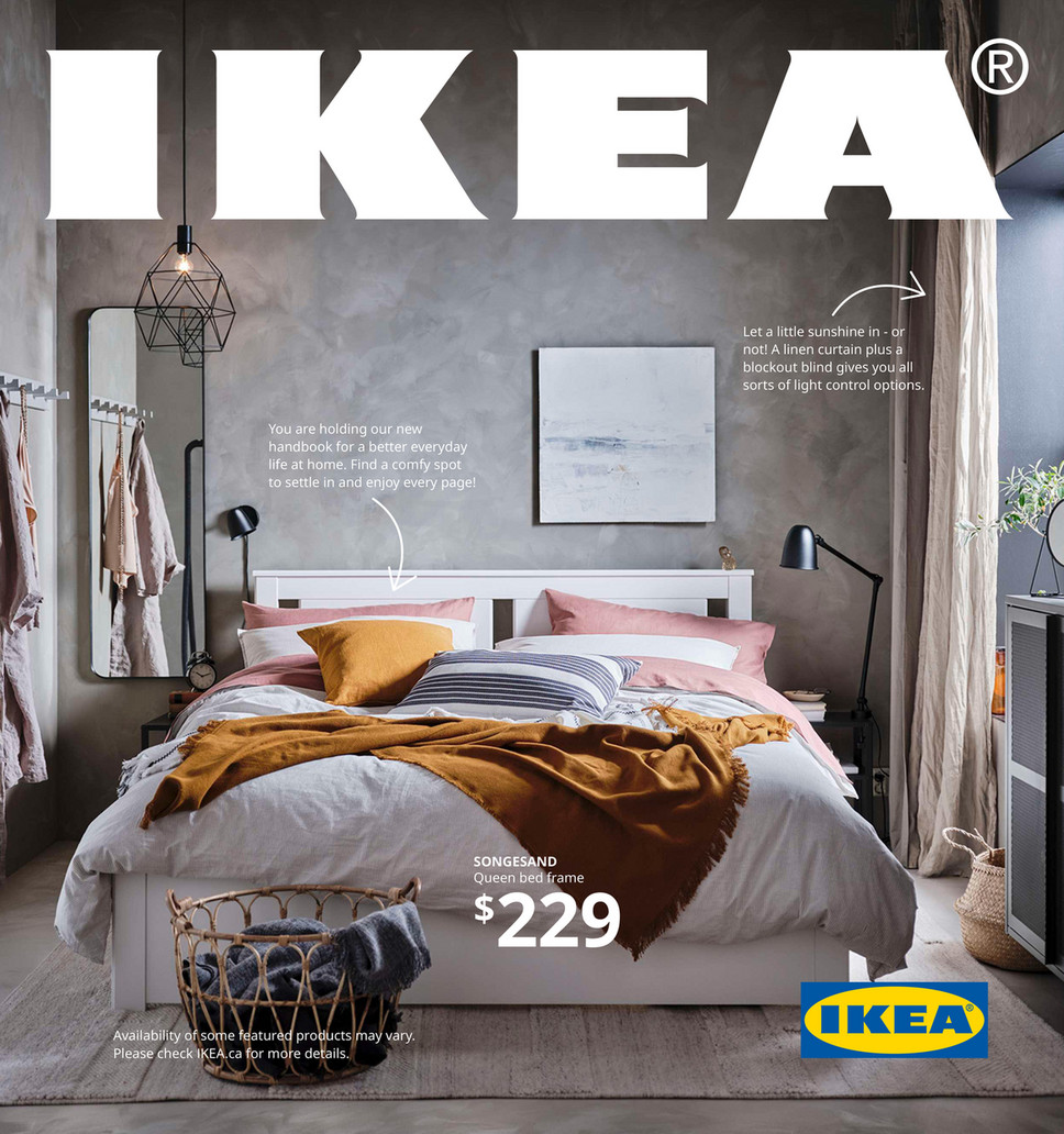 As Newspapers and printed publications become loss making Ikea DUMPS catalogue