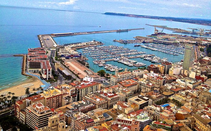 HOTEL occupancy in Spain's Alicante on the Costa Blanca hits an all-time low