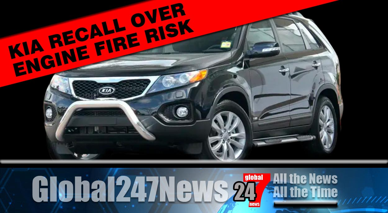 Almost 295,000 vehicles are being recalled due to possible engine fires and stalling issues.