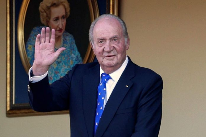 Spain's Former King Makes A Tax Declaration Whilst Under Investigation