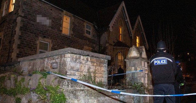 Police locate dead baby's mother in Weston Super Mare After Body Found In Garden