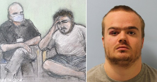 Tate Gallery Thug Jonty Bravery Gets Another 14 week sentence for attacking hospital staff
