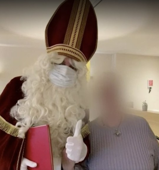 Santa bumps off 18 old age pensioners in care home