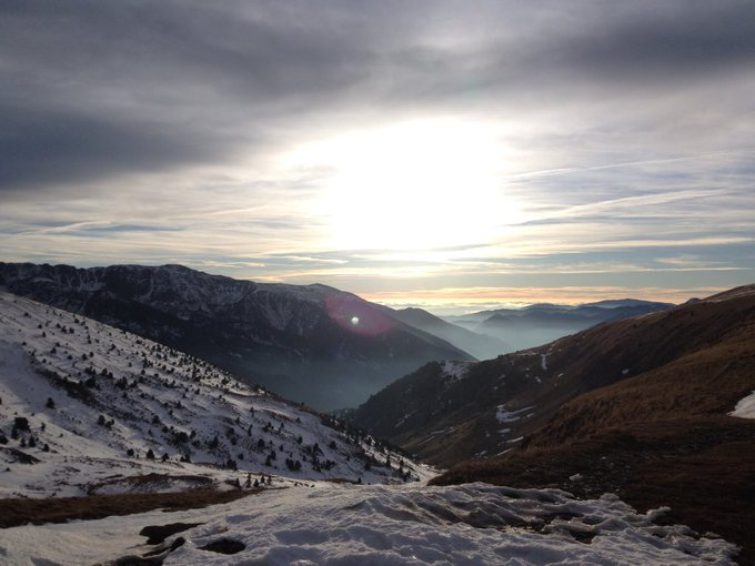 British hiker remains on missing list in the Pyrenees For Now 7 Days