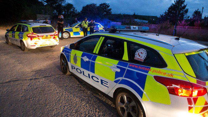 Investigation continues in West Sussex despite three arrests already