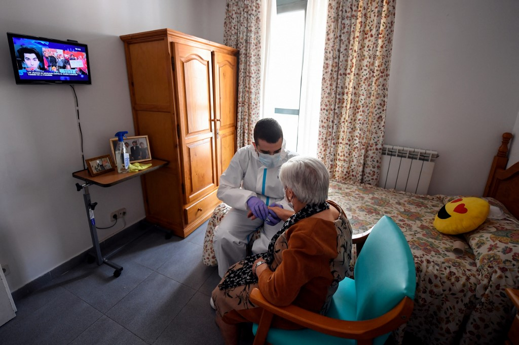 Care home manager faces manslaughter charge in Spain's Madrid