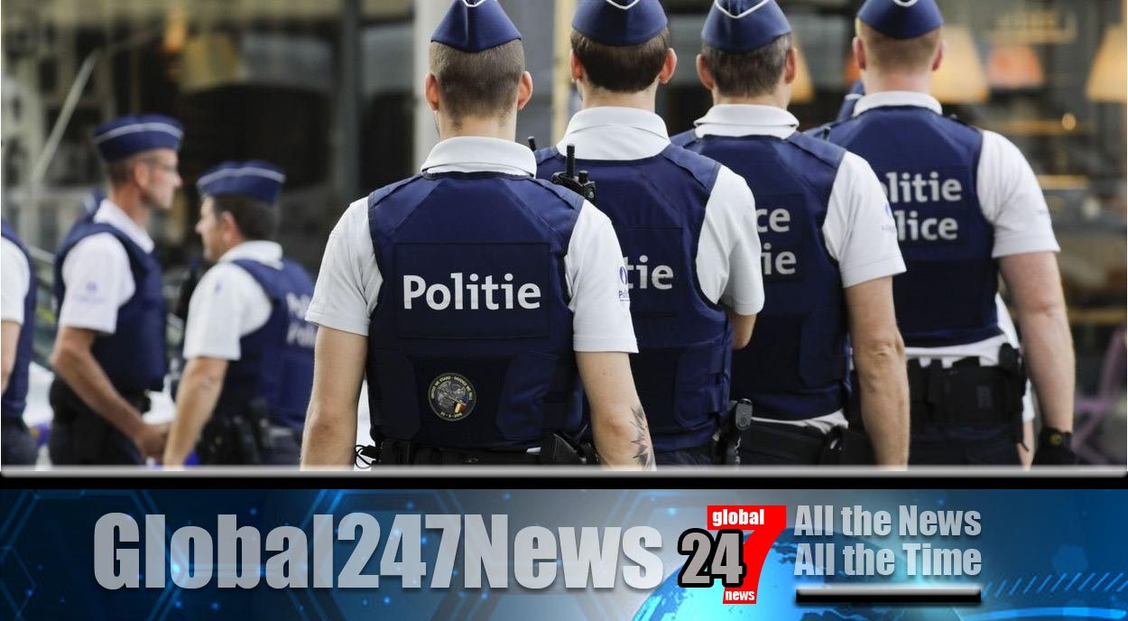 Police in Belgium break up orgy in house next to COVID clinic