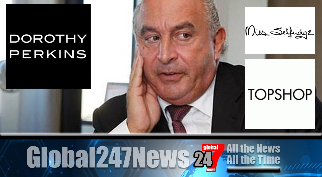 Sir Philip Green's company collapses with huge job losses expected