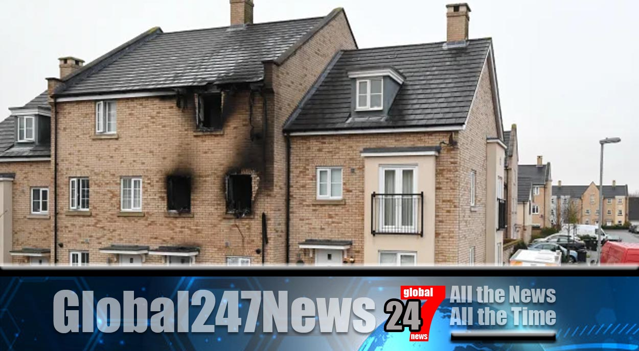 Two young children dead in Cambridgeshire house fire