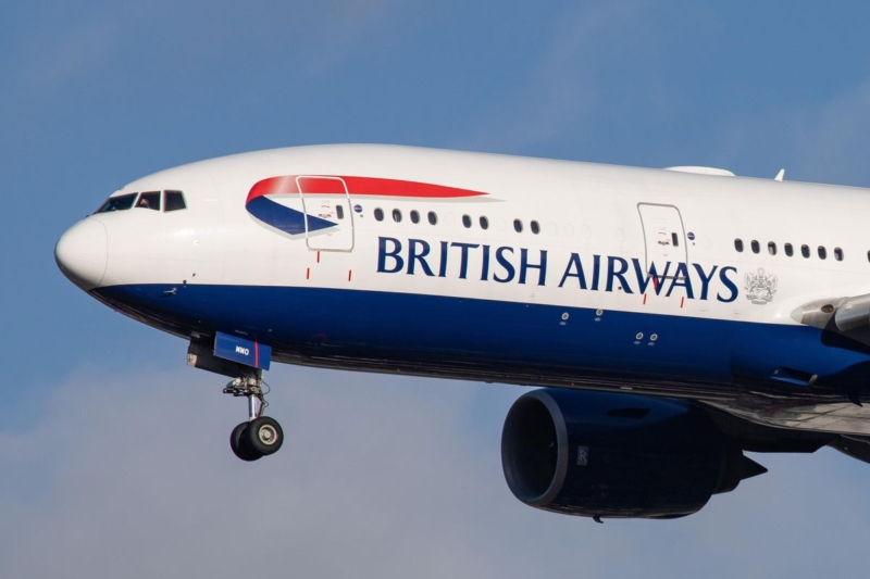 British Airways Co Pilot Passes Unconscious In Flight