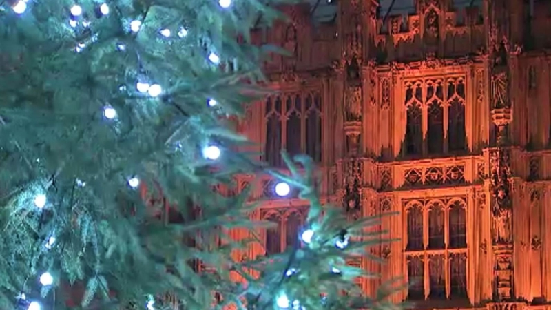 British MP's May Have To Work Up To Midnight On Christmas Eve Brings UK Laughter