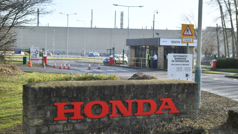 Sea Container import prices treble as Honda suspends production