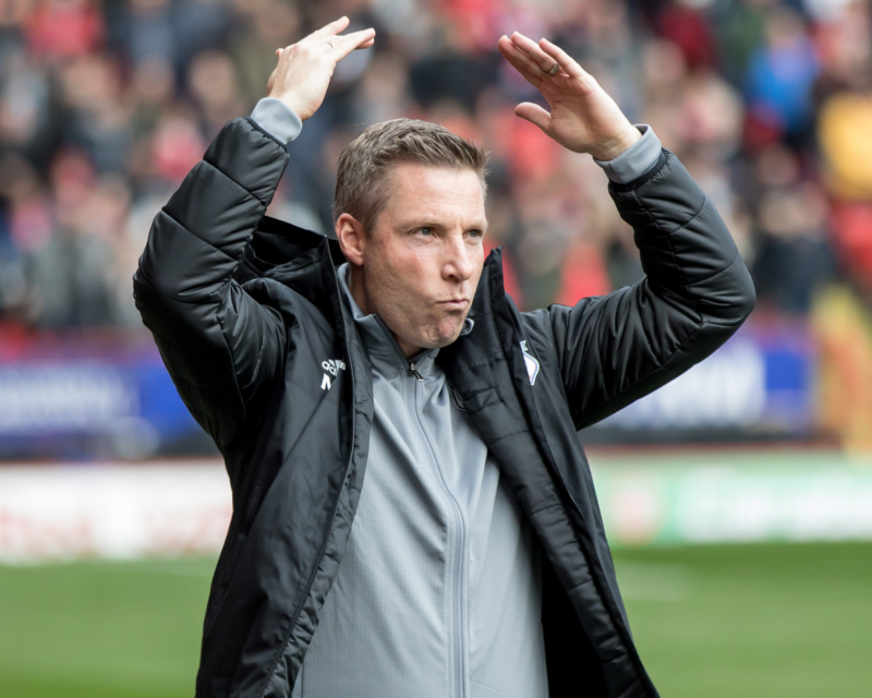 Cardiff City set to SACK Manager Neil Harris