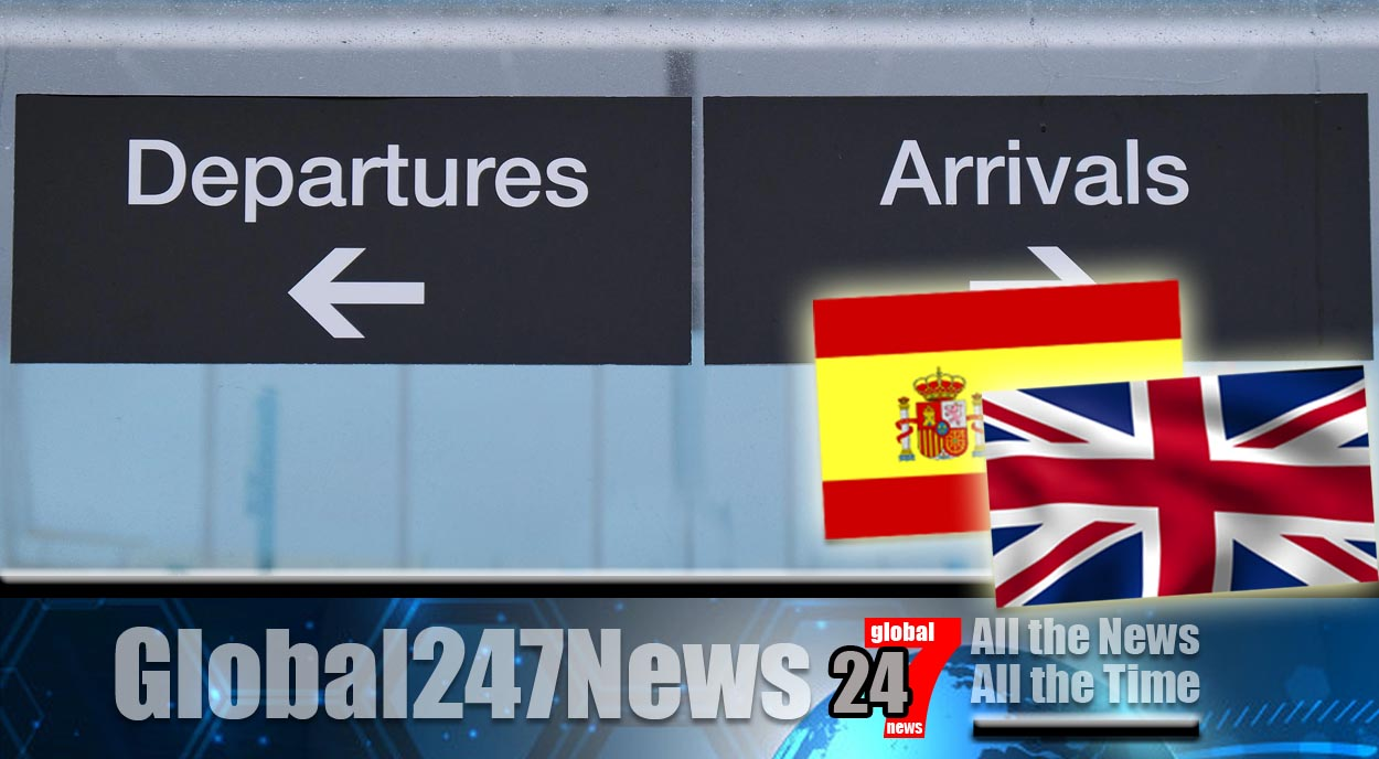 Brits living in Spain refused entry in post-Brexit travel row