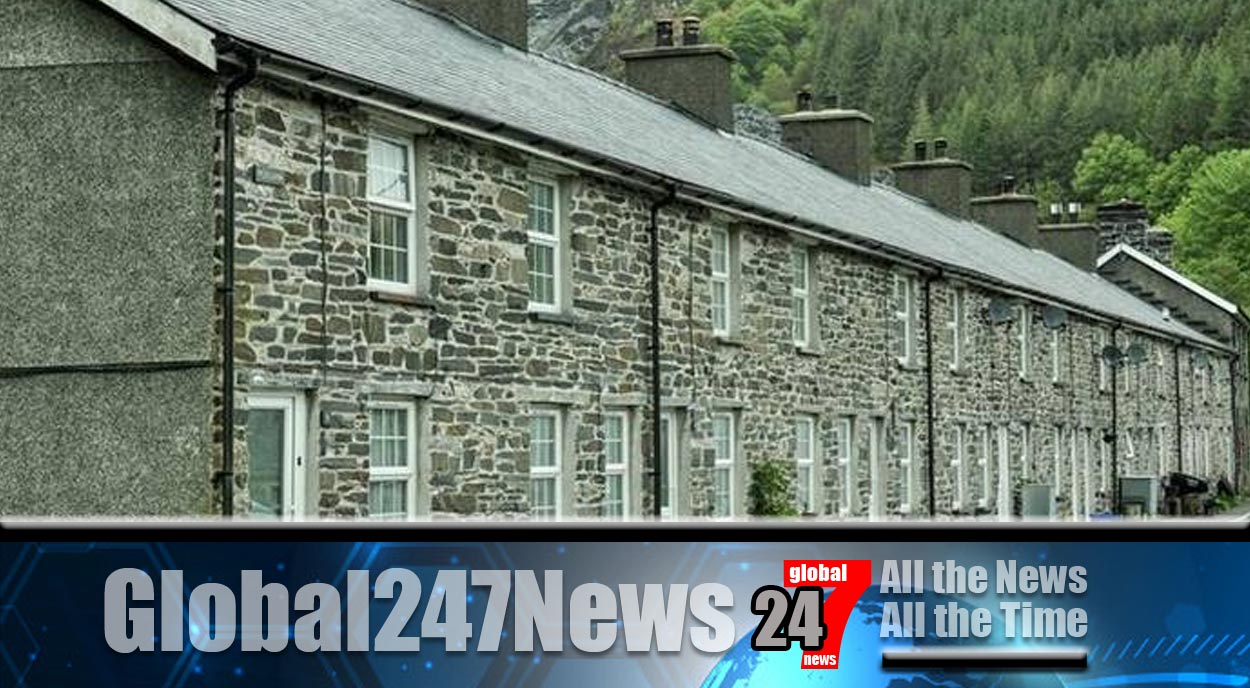 A whole Welsh village for the price of a London Flat