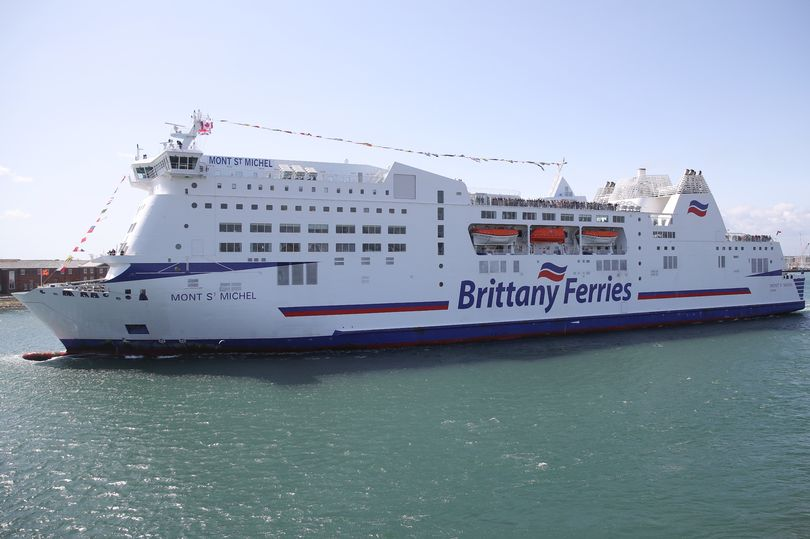 Ferry firms rally call for sea lanes to reopen travel between England, France and Spain