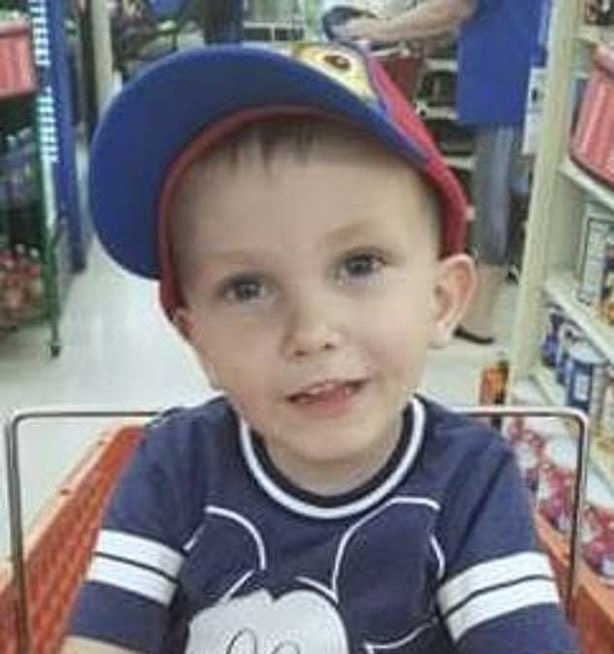 5 year old Keaton Boggs tortured to death by 3 family members