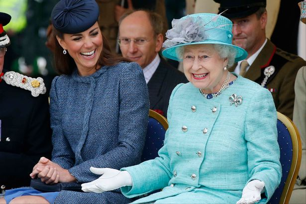 Queen and Kate book same TV date as Meghan & Harry