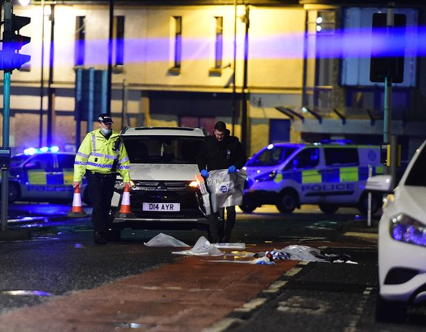 Two NHS staff stabbed in Scotland in shocking knife attack
