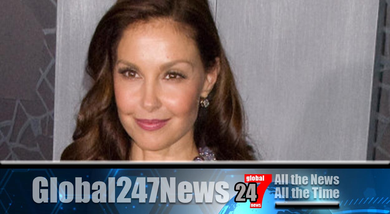 Ashley Judd rushed to hospital after accident in the Congo