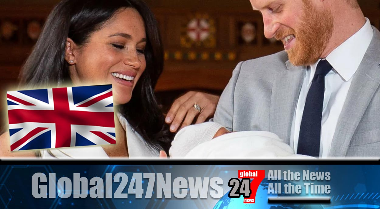 Harry and Meghan announce birth of second child