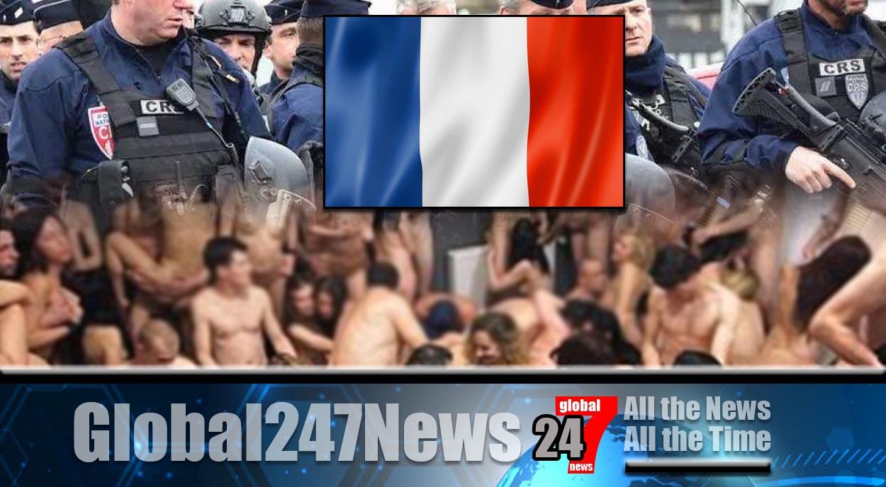 Huge orgy in France breaching lockdown rules raided by police