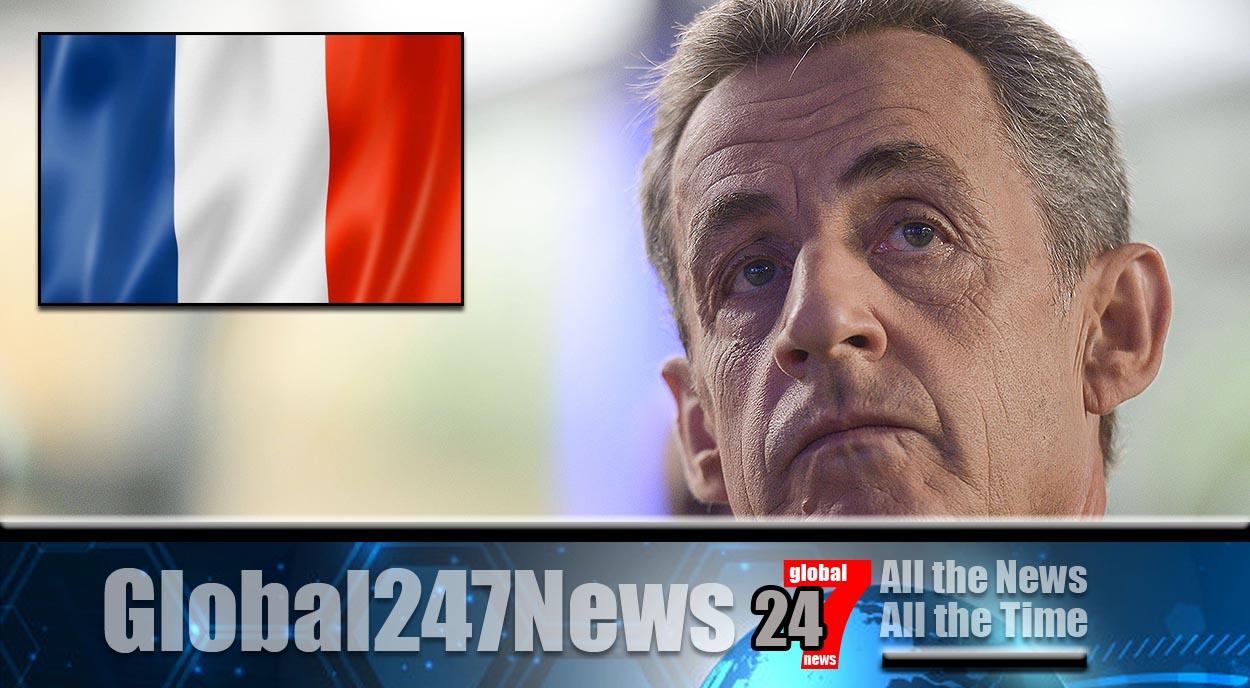 Former French president Nicolas Sarkozy sentenced to prison