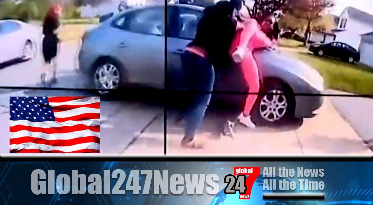 Police shoot black girl dead in Ohio