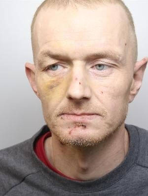 WANTED: Ashley Godber from Rotherham