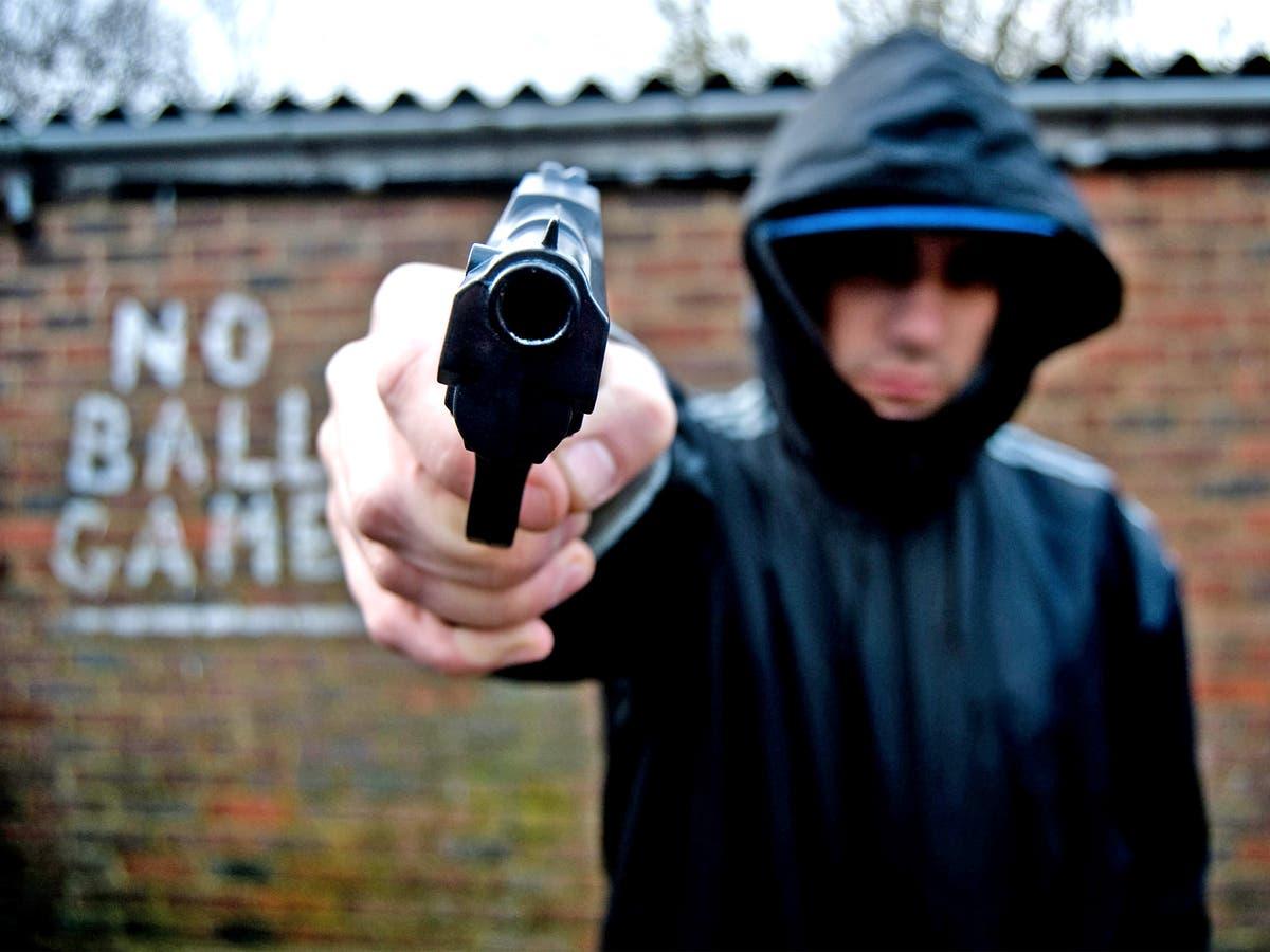 Doncaster Hot Bed For Gun Crime