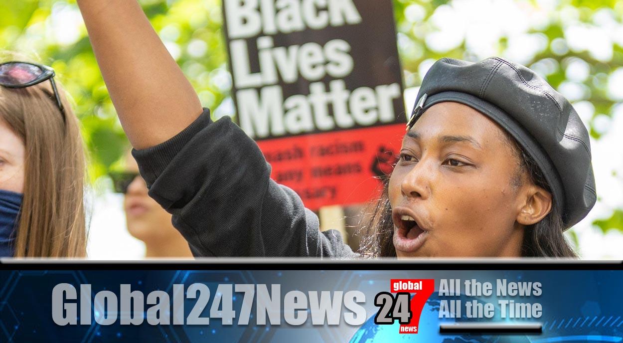 London Black Activist shot in head