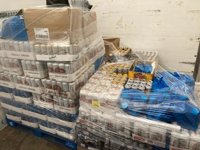 Booze raids in Wales on 'too cheap a beer' by Trading Standards due to Welsh law