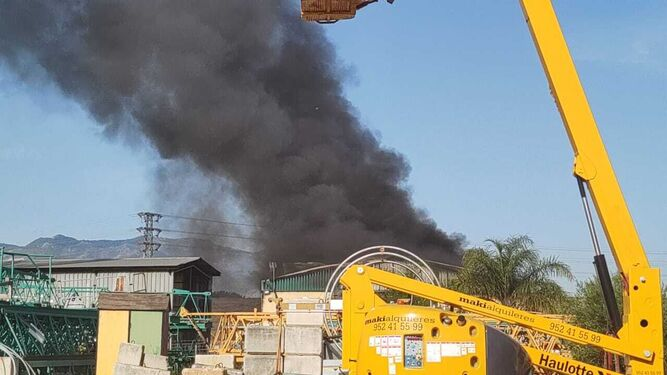 Costa del Sol Fire Finally Out As Horses Reported Safe