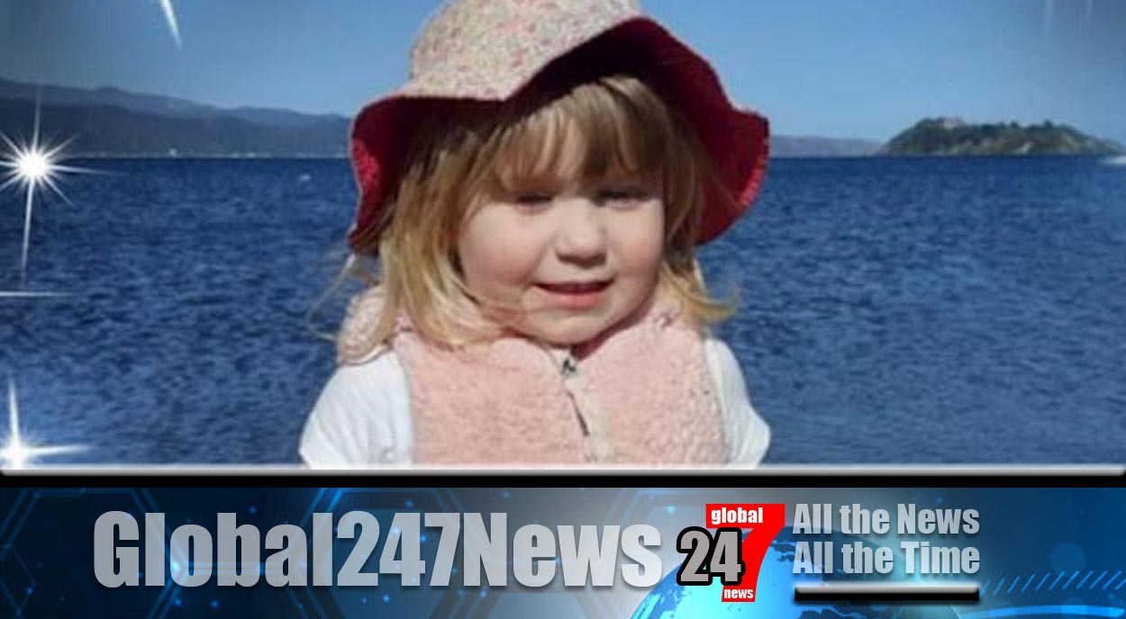 """NEW ZEALAND: Coroners rule 3-year-old girl died in """"freak accident"""" after father fell on her"""