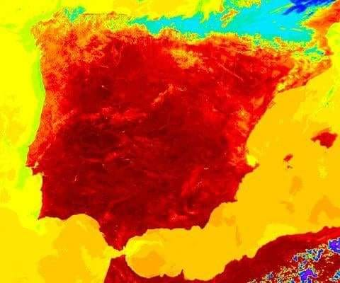 Canícula period' to start with 40ºC-plus in the shade on Spain's Costa's