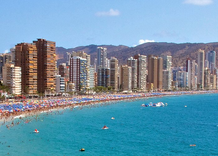 """Benidorm's mayor says the new restrictions are a """"betrayal of the Costa Blanca tourism sector."""""""
